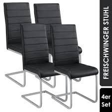 esszimmerstühle schwarz günstig kaufen kaufland de