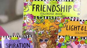 Fox Chapel Publishing Set Of 4 Coloring Books By Suzy Toronto On QVC