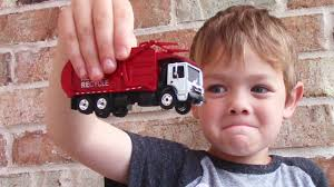 Garbage Truck Videos For Children L First Gear Garbage Truck ...