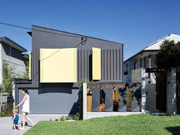 100 Bligh House Superbly Scaled Tarragindi Steel House ArchitectureAU