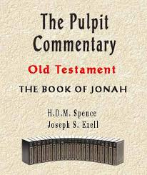 The Pulpit Commentary Book Of Jonah Ebook By Joseph ExellHDM Spence