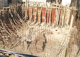 Construction Of Basement by Construction Of U0027lenter U0027 Of Basement Of Residential Block Of