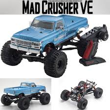 Kyosho 34253b Mad Crusher Ve Ep-mt 4wd Brushless Monster Truck ... Rc Mad Max Monster Truck Gptoys S911 Youtube Jual Heng Long 110 Monster Truck 4wd 38512 Di Lapak Kk2 Goliath Scale Mud Tears Up The Terrain Like Godzilla Spaholic Mad Racing Cross Country Remote Control Oddeven Rc Car Off Road Vehicle Buy Webby 120 Offroad Passion Blue Amazoncom Electric 4wd Red Toys Games We Need More Solid Axle Trucks Action Freestyle Axles Tramissions My Heng Long Himoto Tiger Rage 4x4 Jjrc Q40 Man Buggy Shortcourse Climbing