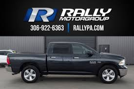2018 Ram 1500 For Sale In Prince Albert