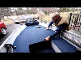 Installing Carpet In A Boat by How To Put Carpet In A Aluminum Boat Carpet Vidalondon