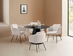 leger home by lena gercke esszimmerstuhl fleur sitz und rücken gepolstert in 4 farben erhältlich