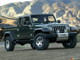Jeep's Pickup Will Be Called The Gladiator | Car News | Auto123