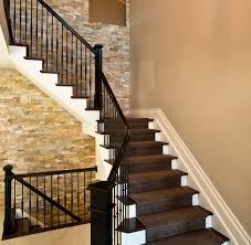 Accent Wall Ideas Near Your Staircase