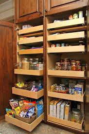 30 Kitchen Pantry Cabinet Ideas For A Well Organized With Decor 5