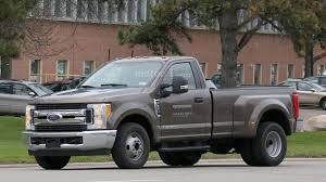 100 Truck Dually 2017 Ford F350 XLT Single Cab Spied In Michigan
