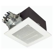 Home Depot Bathroom Exhaust Fan Heater by Panasonic Whisperceiling 190 Cfm Ceiling Exhaust Bath Fan Energy