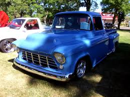 File:1955 Chevrolet Truck (5941855746).jpg - Wikimedia Commons 1955 Chevy 3100 Big Red Chevrolet 6500 Truck Bballchico Flickr Chevrolet Pick Up Truck Frame Off Restoration Oldtimer For 12ton Pickup Connors Motorcar Company Chevrolet Truck Sale Near Evergen Colorado 80439 Classics Trucks Vintage Sale Rustic Street Cruisin The Coast 2014 Youtube Classic Love Pinterest History 1918 1959 F111 Monterey 2013 Check Out This Panel Van With 600 Hp Of Duramax Power
