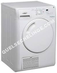 le meilleur seche linge sèche linge whirlpool azb9670 au meilleur prix