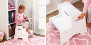 11 Best Kids Step Stools In 2017 - Safe Step Stools For Kids And ... Kids Baby Fniture Bedding Gifts Registry Ana White Triple Cubby Storage Base Inspired By Pottery Barn Folding Step Stool Kitchen With 50 Best Jenni Kayne X Pbk Images On Pinterest Barn Kids Red Nesting Tables Set Of Two Upstairs Home Blog Link For Funky Letter Boutique 100 Pottery Barnlove 875 Woodworking Hands Small Wood Lucky Personalized Tags Stools For Toddlers Bathroom 12 Build A Step Stool Stools