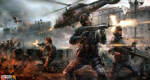 modern combat 5 the of modern combat 5 blackout the of george munteanu
