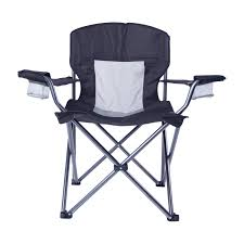 LCH Outdoor Camping Chair Oversized Support 300lbs Folding Padded ... Top 10 Best Camping Chairs Chairman Chair Heavy Duty Awesome Luxury Lweight Plastic Heavy Duty Folding Chair Pnic Garden Camping Bbq Banquet 119lb Outdoor Folding Steel Frame Mesh Seat Directors W Side Table Cup Holder Storage 30 New Arrivals Rated Oak Creek Hammock With Rain Fly Mosquito Net Tree Kingcamp Breathable Holder And Pocket The 8 Of 2019 Plastic Indoor Office Shop Outsunny Director Free Oversized Kgpin Arm 6 Cup Holders 400lbs Weight