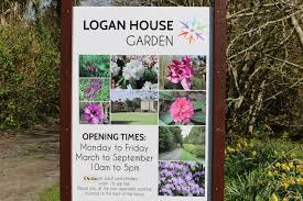 100 The Logan House Garden Visit South West Scotland