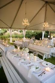 Beautiful outside reception Weddings Pinterest