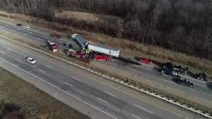 100 Semi Truck Accident On I 75 E Killed In Second Of Two Crashes Toledo Blade