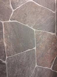 laying slate tile linoleum linoleum that looks like rocks more sles coming soon