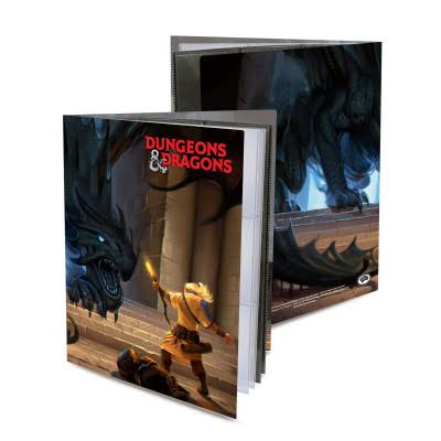 Ultra Pro D and D Character Folio Shadow Dragon Folio