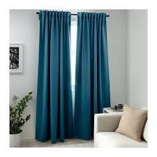 Blackout Curtains Majgull Blackout Curtains 1 Pair Ikea Pink