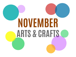 November Arts Crafts And Activities For Kids From KinderArt