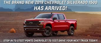 Steet Ponte Chevrolet Inc. In Herkimer | A Utica, Oneida, And Rome ...