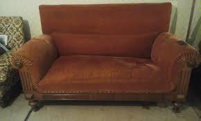 restaurer un canapé achetez canapé ancien à a rénover annonce vente à wisches 67