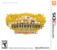 theatrhythm curtain call theatrhythm curtain call launching september 16th