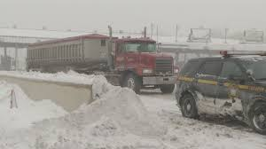 100 Stevens Truck Driving School This Is A Disgrace Cuomo Says Of Tractor Trailer Drivers Who