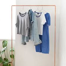 TumblrShare On Email Diy Copper Clothes Rack