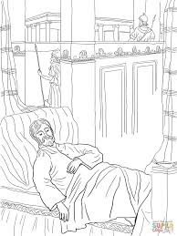 1 Kings Solomon Asks For Wisdom Coloring Page