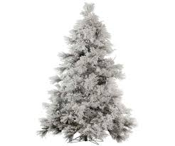 8ft Artificial White Christmas Tree by Homebase Christmas Tree Christmas Lights Decoration