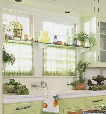 Kitchen Curtain Ideas Pictures by Up To Date Kitchen Curtain Ideashome Design Styling