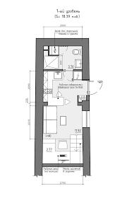 100 Tiny Apartment Layout Loft Space