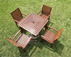 Outdoor Wooden Chairs Outside Wood Furniture