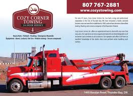 100 Diversified Truck And Equipment Cozys Towing Ers Handbook And Saving