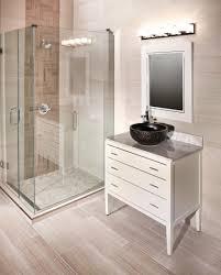 white porcelain floor tile bathroom home design