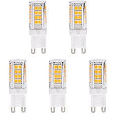 g9 bulb led led 4 3 watt bi pin filament 120v 240 1 focusair info