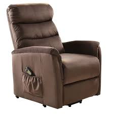 Living Room Chairs And Recliners Walmart by Costway Electric Lift Chair Recliner Reclining Chair Remote Living
