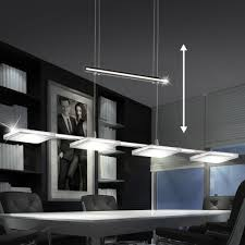 büromöbel led pendel le glas hängele lxbxh 860x90x1200