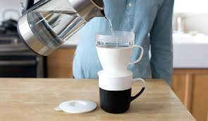 Pour Over Coffee Machine With Brewer However You Can Use Any Kind Of Kettle