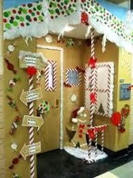 Office Door Christmas Decorating Ideas by Christmas Door Decorating Contest Ideas Google Search Door