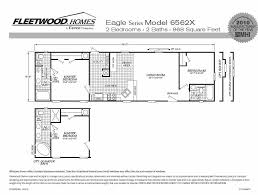Fleetwood Triple Wide Mobile Home Floor Plans by Fleetwood Homes Single Wide Floor Plans