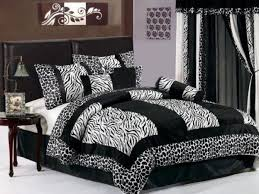 Manificent Design Zebra Print Bedroom Decor Room