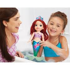 Disney Little Mermaid Bathroom Accessories by Disney Princess Colors Of The Sea Ariel Doll Walmart Com
