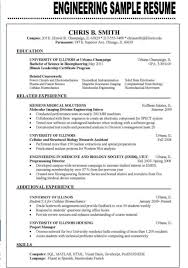 2016 Sample Resume 0