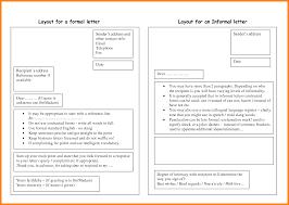 Beautiful Basic Informal Letter format