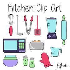 Kitchen Appliance Clipart